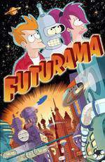 futurama movie cover