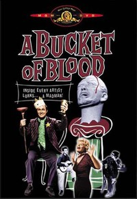 A Bucket of Blood main cover