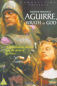 Aguirre: The Wrath of God main cover