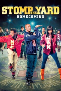 Stomp the Yard 2: Homecoming main cover