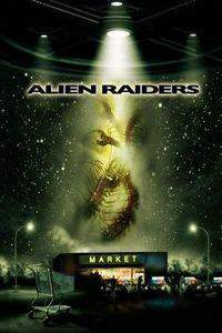 Alien Raiders main cover