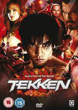 tekken movie cover