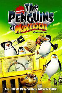 The Penguins of Madagascar movie cover