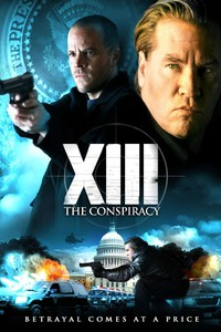 XIII: The Conspiracy main cover