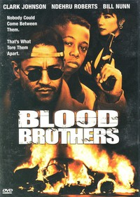 Blood Brothers main cover