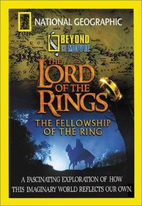 National Geographic: Beyond the Movie - The Lord of the Rings main cover