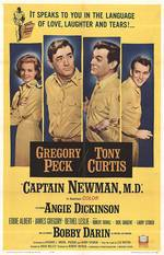 captain_newman_m_d movie cover