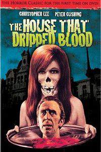 The House That Dripped Blood main cover