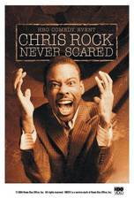 chris_rock_never_scared movie cover