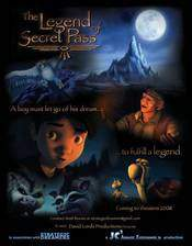 The Legend of Secret Pass movie cover