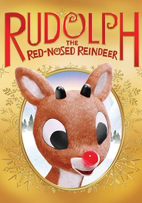 Rudolph, the Red-Nosed Reindeer main cover