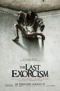 The Last Exorcism main cover