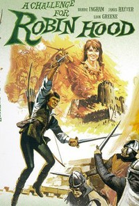 A Challenge for Robin Hood main cover