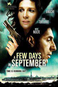 A Few Days in September main cover