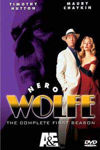 A Nero Wolfe Mystery movie cover