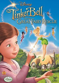 Tinker Bell and the Great Fairy Rescue main cover