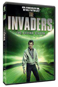 The Invaders movie cover