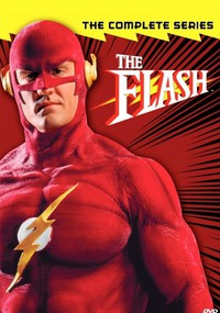 The Flash movie cover