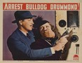 Arrest Bulldog Drummond movie photo