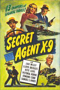 Secret Agent X-9 main cover