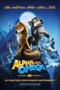 Alpha and Omega main cover