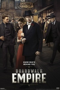 Boardwalk Empire movie cover