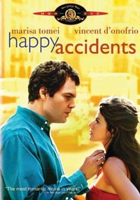 Happy Accidents main cover