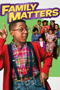 Family Matters movie cover