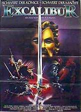 excalibur movie cover
