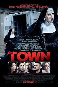 The Town main cover