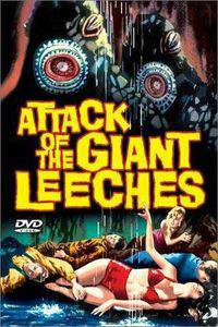 Attack of the Giant Leeches main cover
