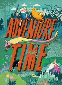 Adventure Time movie cover
