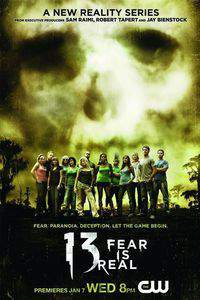 13: Fear Is Real movie cover