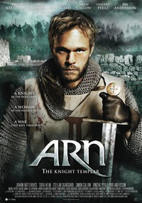 Arn: The Knight Templar main cover