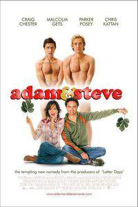 Adam & Steve main cover