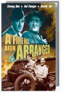 A Fire Has Been Arranged main cover