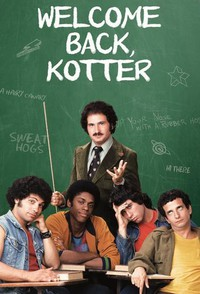 Welcome Back, Kotter movie cover