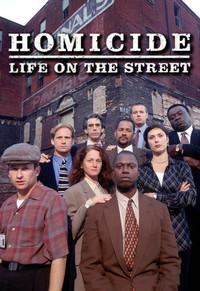 Homicide: Life on the Street movie cover