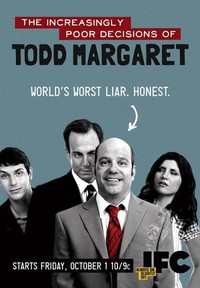 The Increasingly Poor Decisions of Todd Margaret movie cover