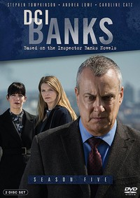 DCI Banks: Aftermath movie cover