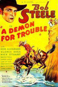 A Demon for Trouble main cover