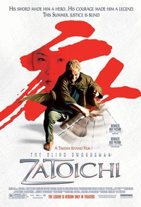 The Blind Swordsman: Zatoichi main cover
