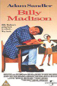 Billy Madison main cover
