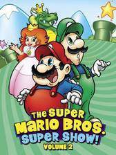 the_super_mario_bros_super_show movie cover