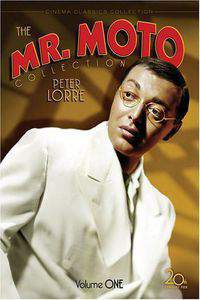 Mysterious Mr. Moto main cover