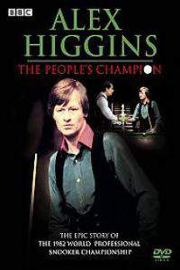 Alex Higgins: The People's Champion main cover