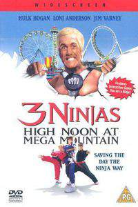 3 Ninjas: High Noon at Mega Mountain main cover