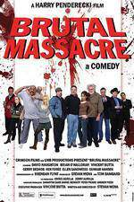 brutal_massacre_a_comedy movie cover