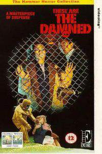 These Are the Damned main cover
