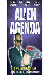 Alien Agenda: Endangered Species main cover